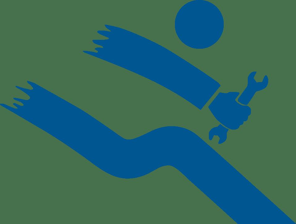 Unser Werkskundendienst-Läufer