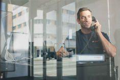 technische Auskunft und Beratung übers Telefon